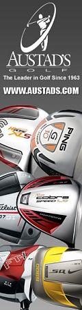 Shop Austad's Golf Clubs Department