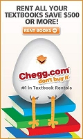 Rent your textbooks and save money