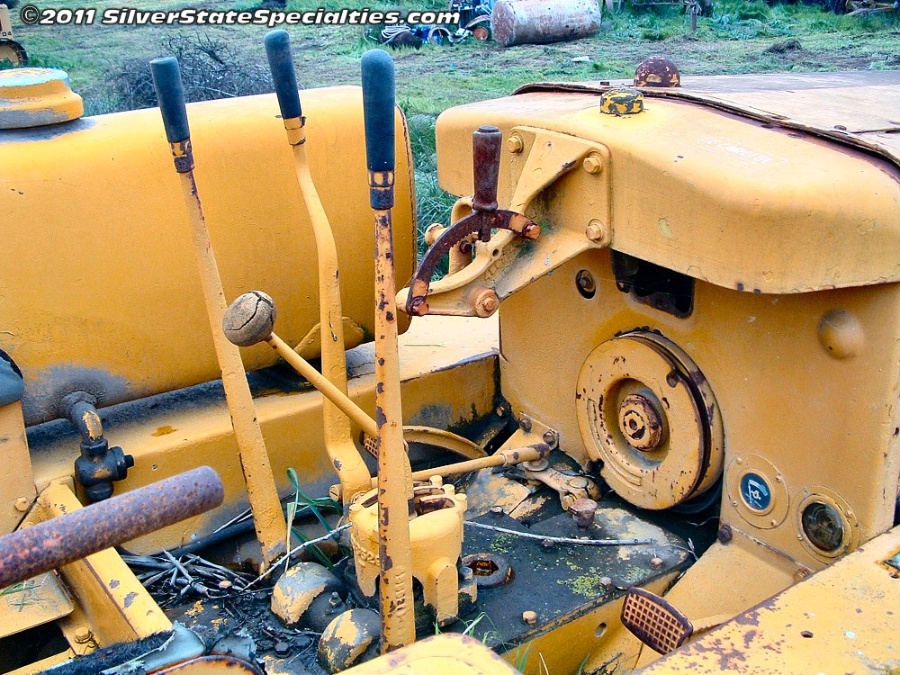 Silver State Specialties Reference Section: 1938 Caterpillar D2-5T