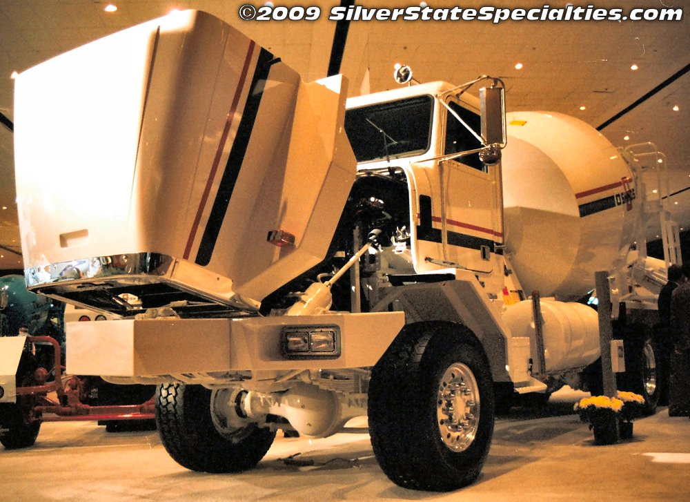 SilverStateSpecialties com Reference Section: Freightliner-Oshkosh