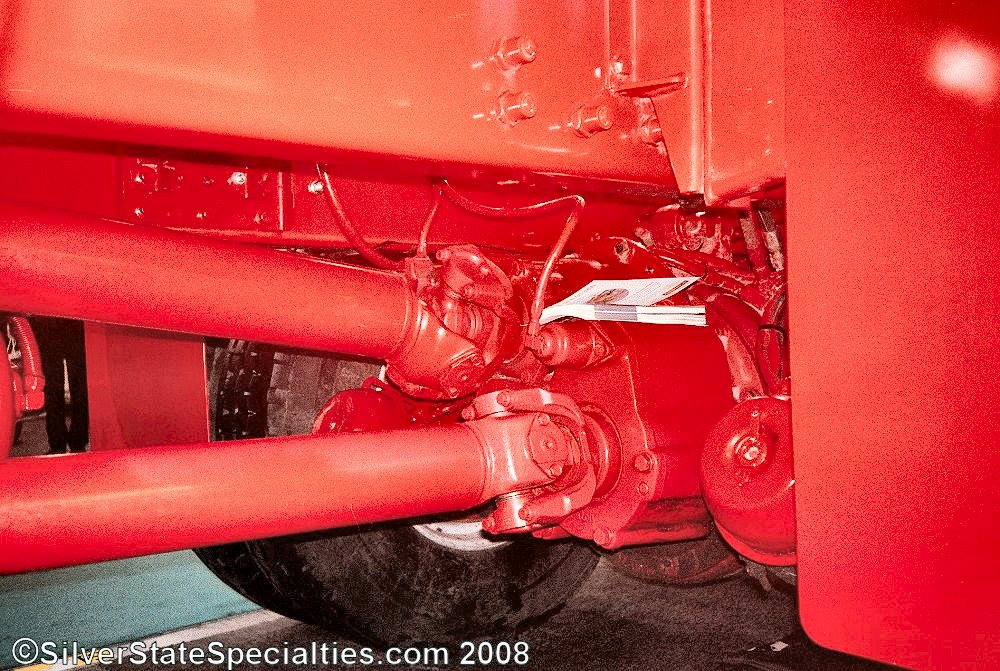SilverStateSpecialties com Reference Section: Peterbilt 6x6 Boom Truck