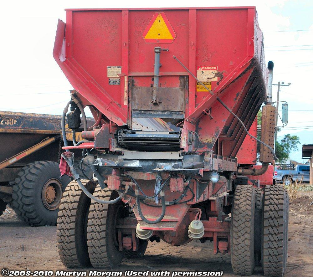 Trucks Hawaiian Mercial Sugar Pany Kenworth C500 6x6 Maui 2008